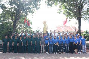 Chuyến tham quan về nguồn tại huyện Đất Đỏ, tỉnh Bà Rịa Vũng Tàu